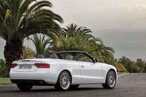Audi A5 Cabriolet 2014 neuf