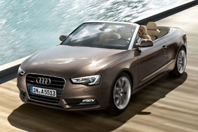 audi a5 cabriolet 2015 neuve de l 39 ann e vendre. Black Bedroom Furniture Sets. Home Design Ideas