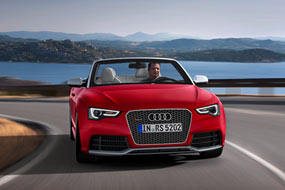 Audi RS5 Cabriolet 2014 neuf