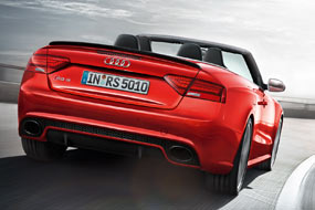 Audi RS5 Cabriolet 2015 neuf