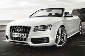 Audi S5 Cabriolet 2011 neuf
