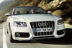 Audi S5 Cabriolet 2012 neuf