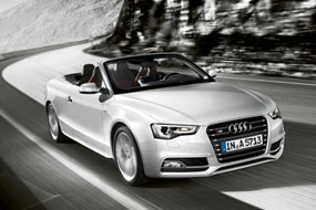 Audi S5 Cabriolet 2014 neuf
